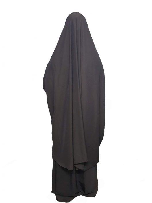 two-piece-jilbab-elastic-sleeves