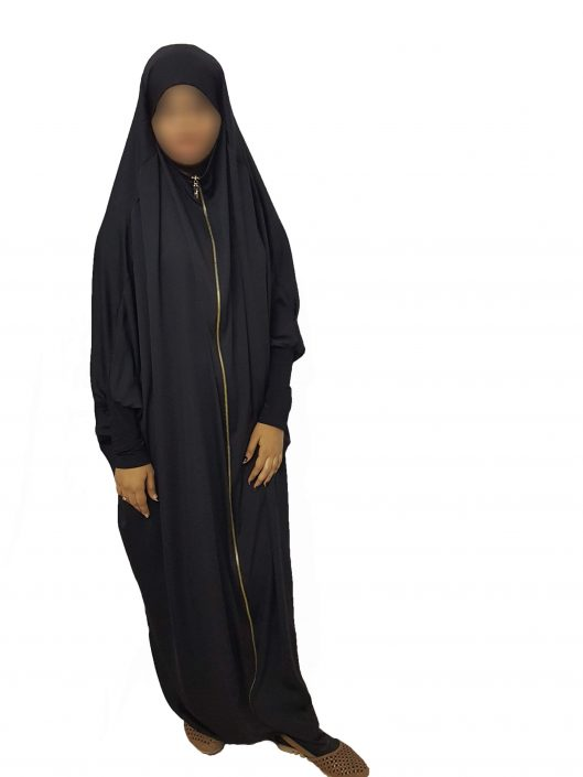 one-piece-ziper-jilbab
