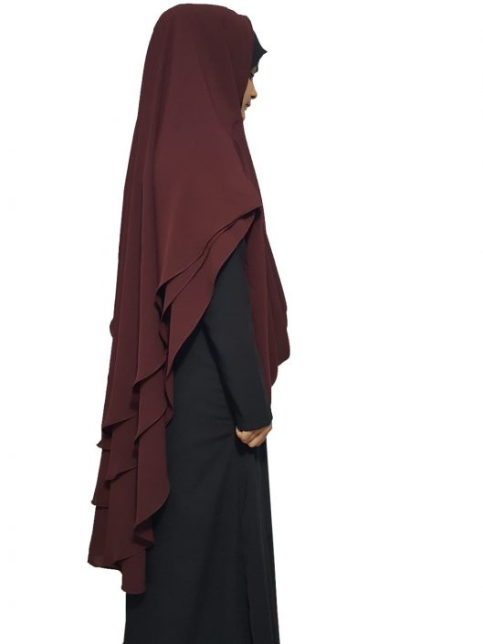 khimar-with-gathers